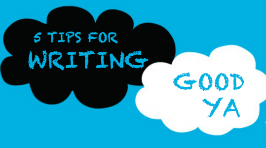 How To Write a Young Adult Novel John Green