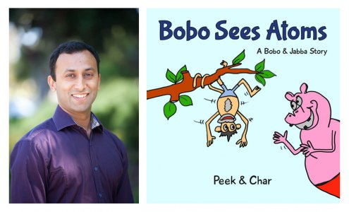children's book Bobo Sees Atoms