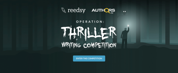 Thriller Writing Competition