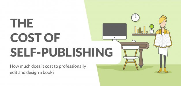 How Much Does It Cost to Self-Publish a Book in 2020?
