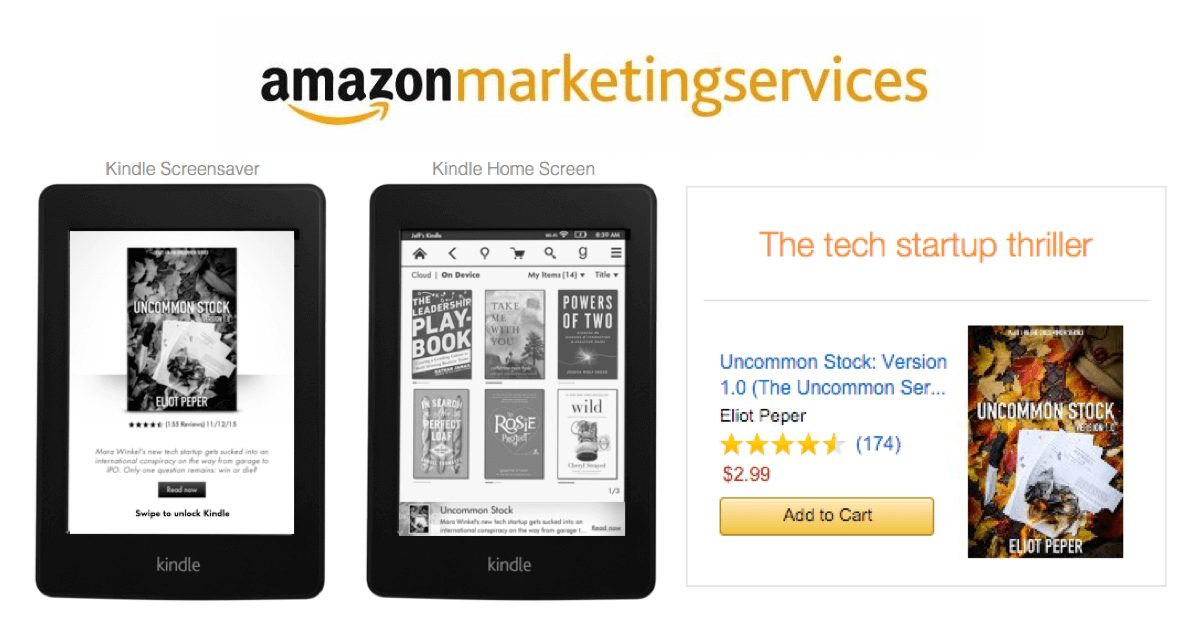 Amazon Advertising for Books