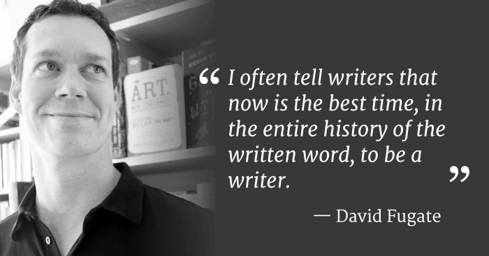 David Fugate Interview