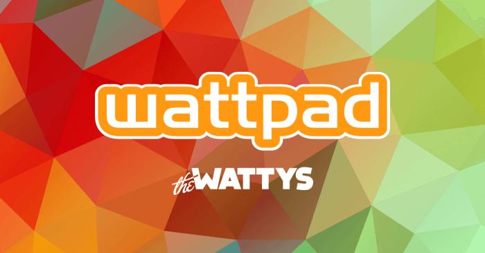 Wattpad – The Wattys