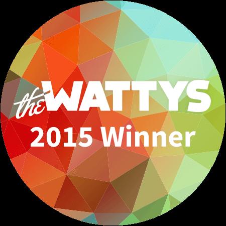 Watty awards prizes