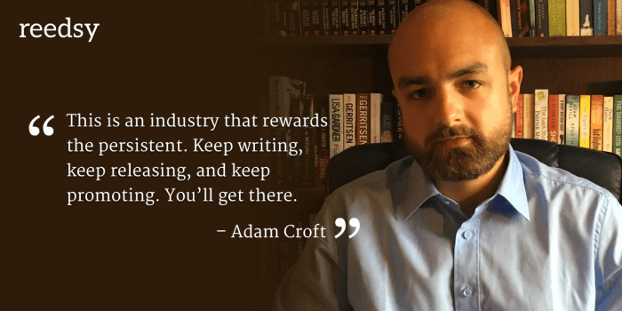 Adam Croft Guestpost