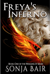 Freya's Inferno Reedy Cover Bootcamp