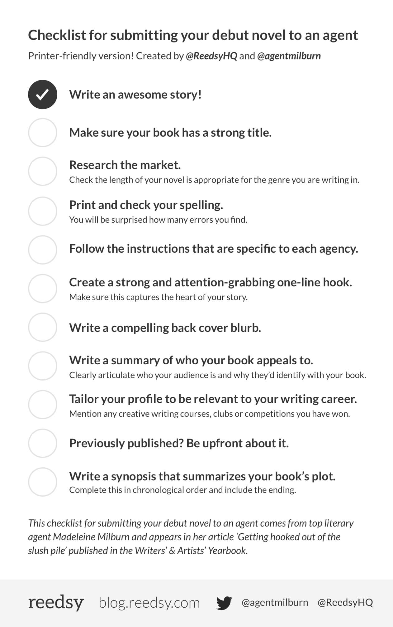 Cover letter for literary agent cover letter literary agent literary agent submit debut novel to agents checklist writing tips the cover letter madrichimfo Choice Image