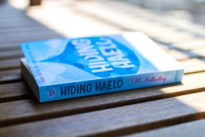 Hiding Haelo cover