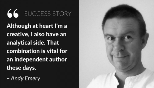 Author Andy Emery Quote