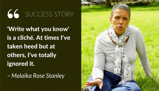Author Malaika Rose Stanley Success Story