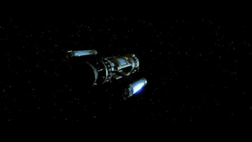 Warp Drive Science Fiction