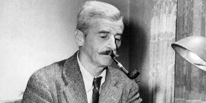 Bestselling Authors Day Jobs: William Faulkner