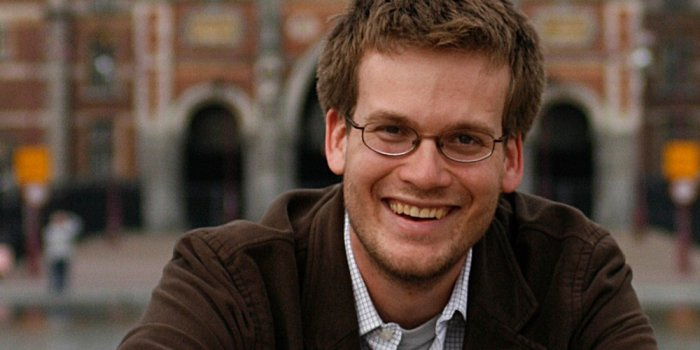 Bestselling Authors Day Jobs: John Green