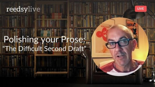 writing your second draft reedsy live