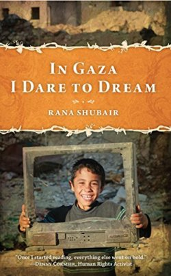 The cover of In Gaza I Dare to Dream, a memoir from occupied Palestine