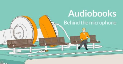 Audiobooks Behind the Microphone