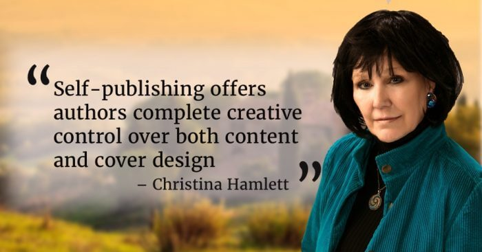 Christina Hamlett - Creative Control for Authors