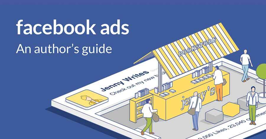 Facebook ads for authors 5