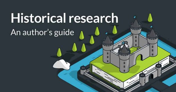 Historical research An Author's Guide
