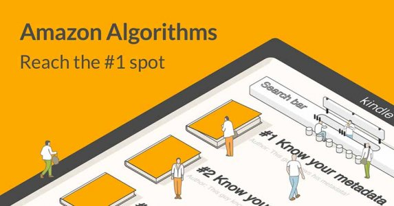 Amazon algorithms - Reach the #1 spot