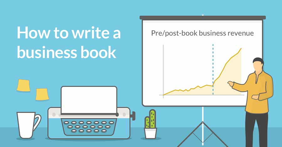How to write a business book 1
