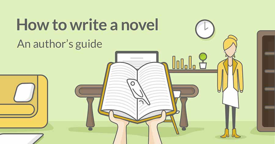 How to write a novel 2