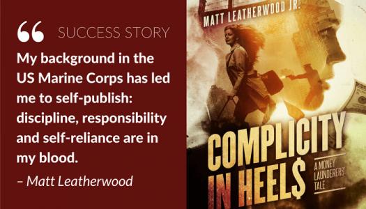 US Marine and Author Matt Leatherwood quote