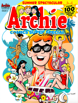 Archie - Comic Books Improved My Writing