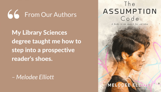 Melodee Elliott - Tricks of the Librarian Trade Quote