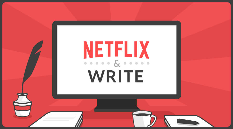 streaming shows writing