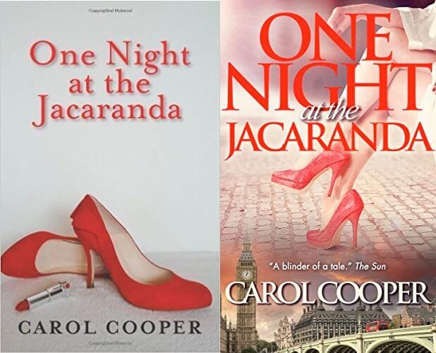 Carol Cooper One Night at the Jacaranda Reedsy