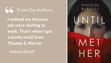 How I Went From being an Indie Author to Scoring An Amazon Book Deal