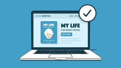 12 Author Websites That Get It Right