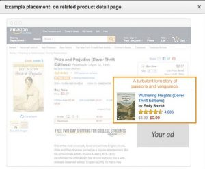 Amazon Ads for Authors | Product Page