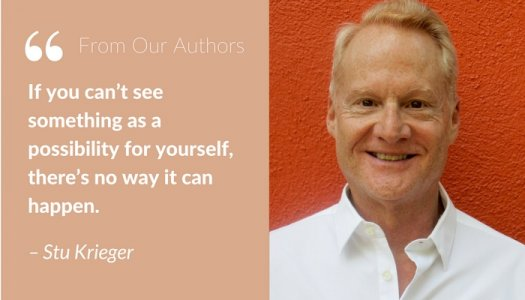 Stu Kriger quotation - One Word Transformed a Hollywood Screenwriter's Career