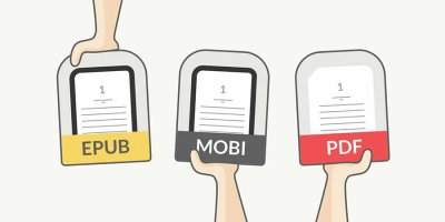 EPUB vs. MOBI vs. PDF: Which Book Formats Should You Use When Self-Publishing?