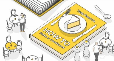 How to Publish a Cookbook in 5 Easy Steps