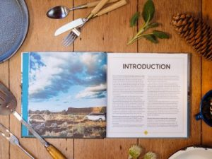 How to Write a Cookbook | A published cookbook