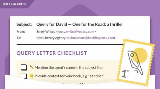 How to write a query letter in 7 simple steps with infographic how to write a query letter spiritdancerdesigns Gallery