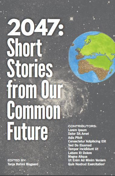 2047 Short Stories from Our Common Future Cover