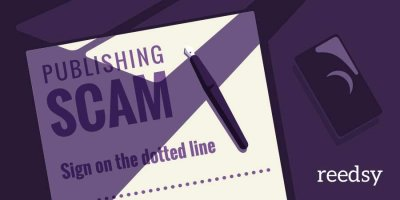 Authors Beware: Scams and Publishing Companies to Avoid