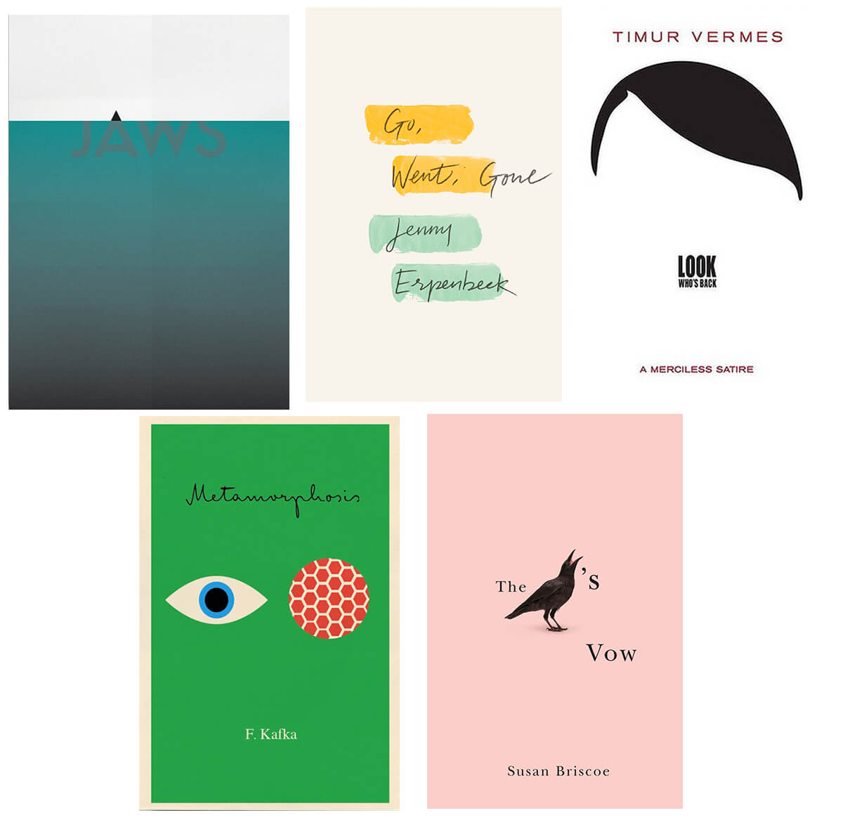 How To Make Minimalist Book Cover : Book cover ideas that can and will inspire your next