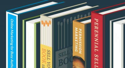 The 10 Best Marketing Books for Authors