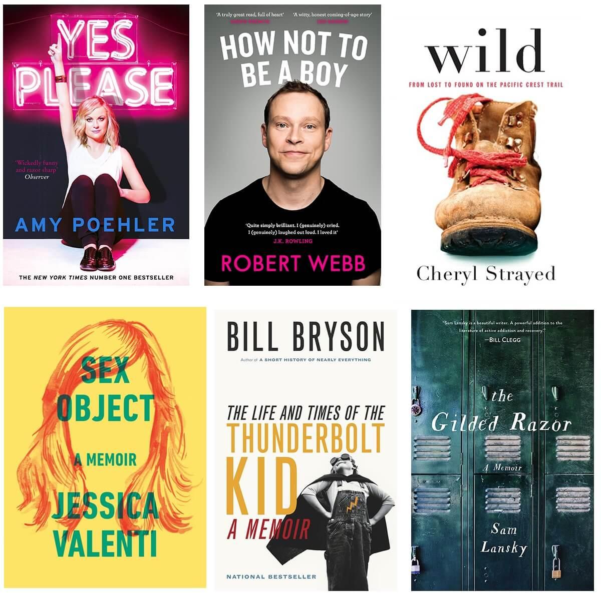 book cover ideas - memoir