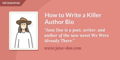 How to Write a Killer Author Bio