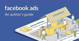 Learning Facebook ads for authors
