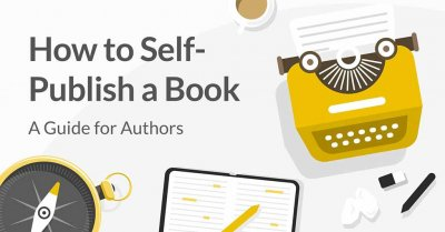 How to Self-Publish a Book: The Definitive Guide