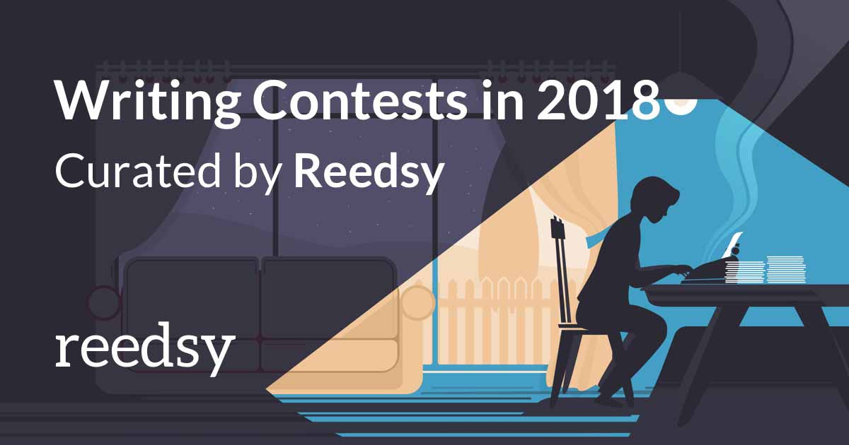 Writing Contests in 2018 • Vetted and Curated by Reedsy
