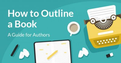 How to Outline a Book: an Author's Guide (with Template)