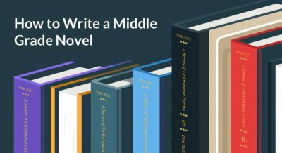 How to write middle grade novel